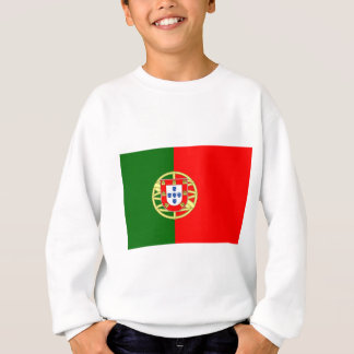 The Flag of Portugal (Bandeira de Portugal) Sweatshirt