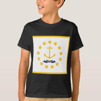 The flag of Rhode Island. T-Shirt