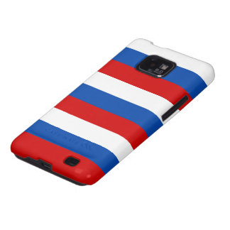 The flag of Russia Galaxy S2 Case