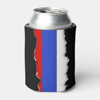 The Flag of Russian Can Cooler