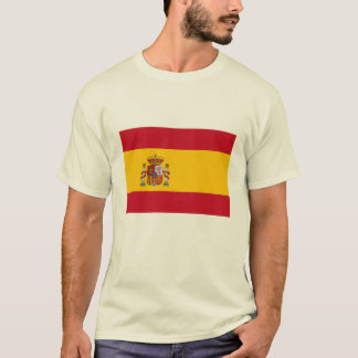 The Flag of Spain T-Shirt
