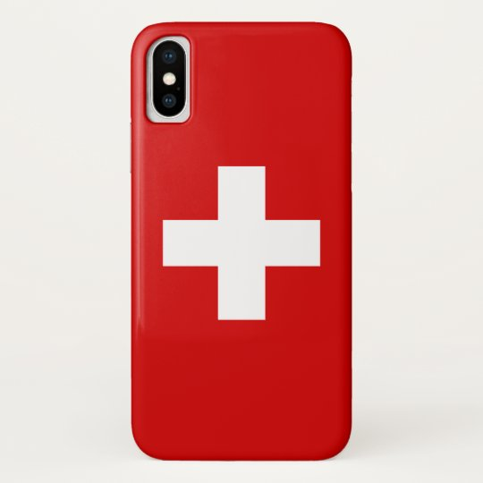 The Flag of Switzerland Case-Mate iPhone Case
