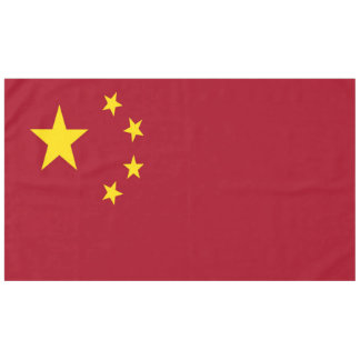 The flag of the People's Republic of China Tablecloth
