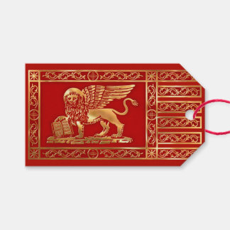 The Flag of the Republic of Venice Gift Tags