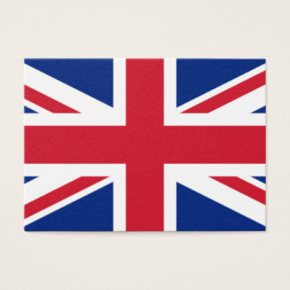 The Flag of the United Kingdom Business Card