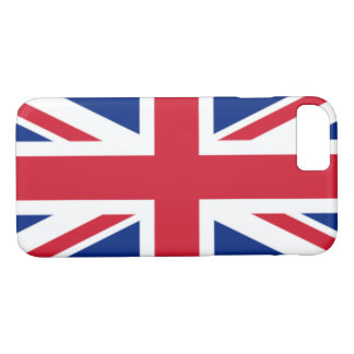 The Flag of the United Kingdom Case-Mate iPhone Case