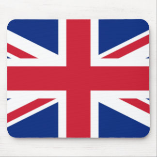 The Flag of the United Kingdom Mouse Pad