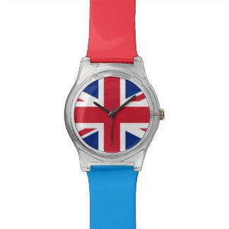 The Flag of the United Kingdom Wrist Watch