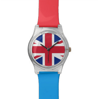 The Flag of the United Kingdom Wristwatches