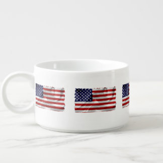 The Flag of the United States of America Bowl