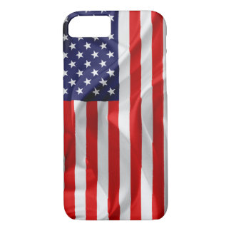 The Flag of the United States of America iPhone 7 Case