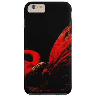 The Flaming Flamingo Tough iPhone 6 Plus Case