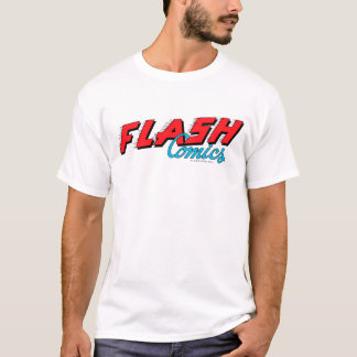 The Flash Comics T-Shirt