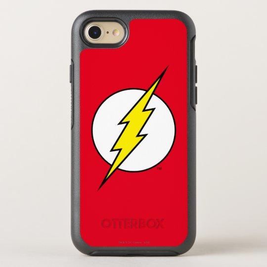 The Flash | Lightning Bolt OtterBox Symmetry iPhone 7 Case