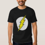 The Flash Lightning Bolt Tshirt