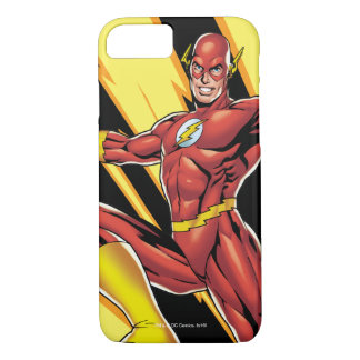 The Flash Lightning Bolts iPhone 8/7 Case