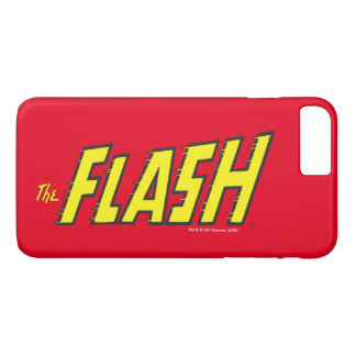 The Flash Logo Yellow iPhone 7 Plus Case