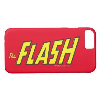 The Flash Logo Yellow iPhone 8/7 Case