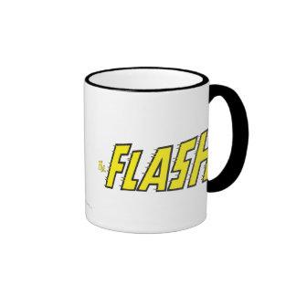 The Flash Logo Yellow Mug