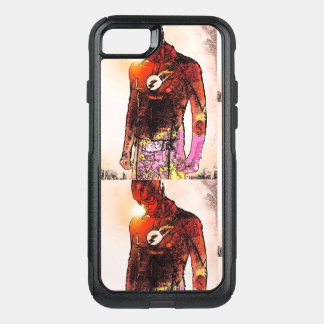 The Flash OtterBox Commuter iPhone 8/7 Case