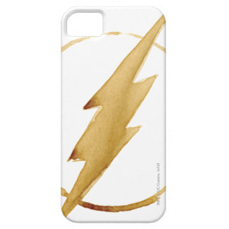 The Flash | Yellow Chest Emblem Case For The iPhone 5