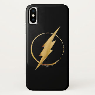 The Flash | Yellow Chest Emblem Case-Mate iPhone Case