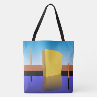 The flat-iron Norrköping Tote Bag