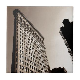 The Flatiron Building - Classic New York City Ceramic Tiles