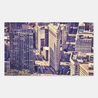 The Flatiron Building - New York City