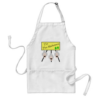 The Flea Marketeers Aprons