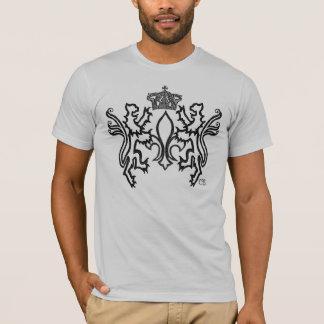 The Fleur-de-lis Royal Emblem. T-Shirt