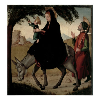 The Flight into Egypt 2 Poster