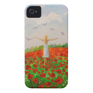 The flight of the soul iPhone 4 Case-Mate cases