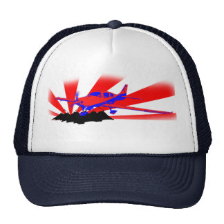 the Flight to the dawn Trucker Hat