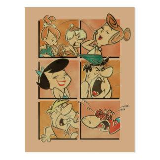 The Flintstones | Flintstones & Rubbles Comic Postcard