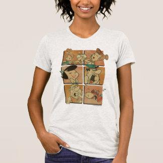 The Flintstones | Flintstones & Rubbles Comic T-Shirt