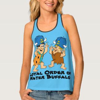 The Flintstones | Fred & Barney Water Buffaloes Tank Top