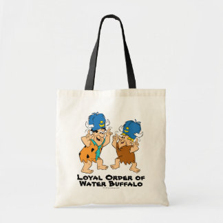The Flintstones | Fred & Barney Water Buffaloes Tote Bag