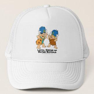 The Flintstones | Fred & Barney Water Buffaloes Trucker Hat