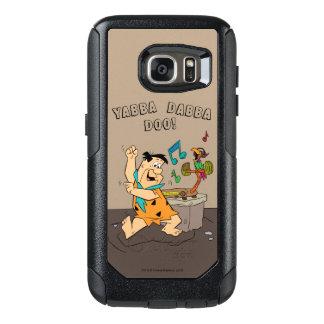 The Flintstones | Fred Flintstone Dancing OtterBox Samsung Galaxy S7 Case