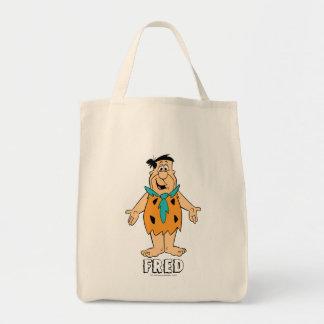 The Flintstones | Fred Flintstone Tote Bag