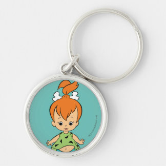 The Flintstones | Pebbles Flintstone Keychain