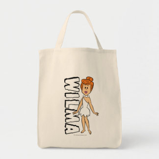 The Flintstones | Wilma Flintstone Tote Bag