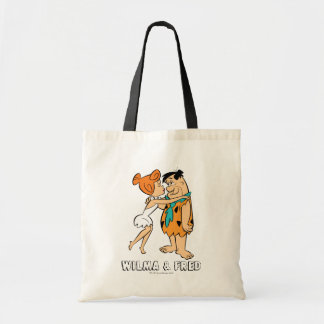 The Flintstones | Wilma Kissing Fred Tote Bag