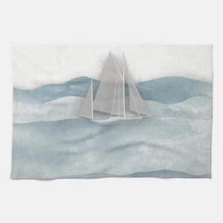 The Floating Ship Kitchen Towel