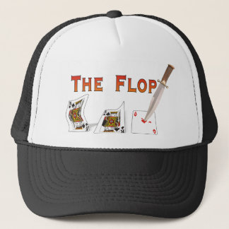The Flop Trucker Hat