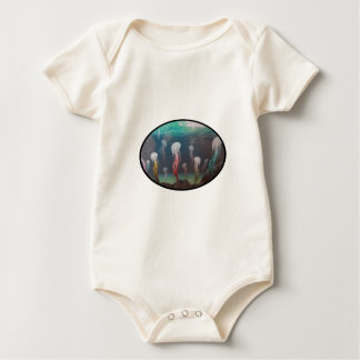 The Flow of Things Baby Bodysuit