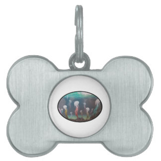 The Flow of Things Pet ID Tag