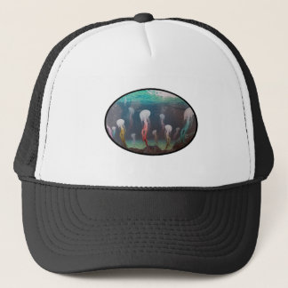 The Flow of Things Trucker Hat
