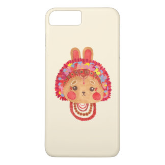 The Flower Crown Bunny iPhone 7 Plus Case